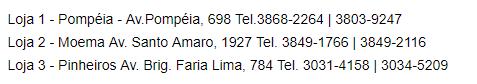Direção Hidráulica Prochaska SP